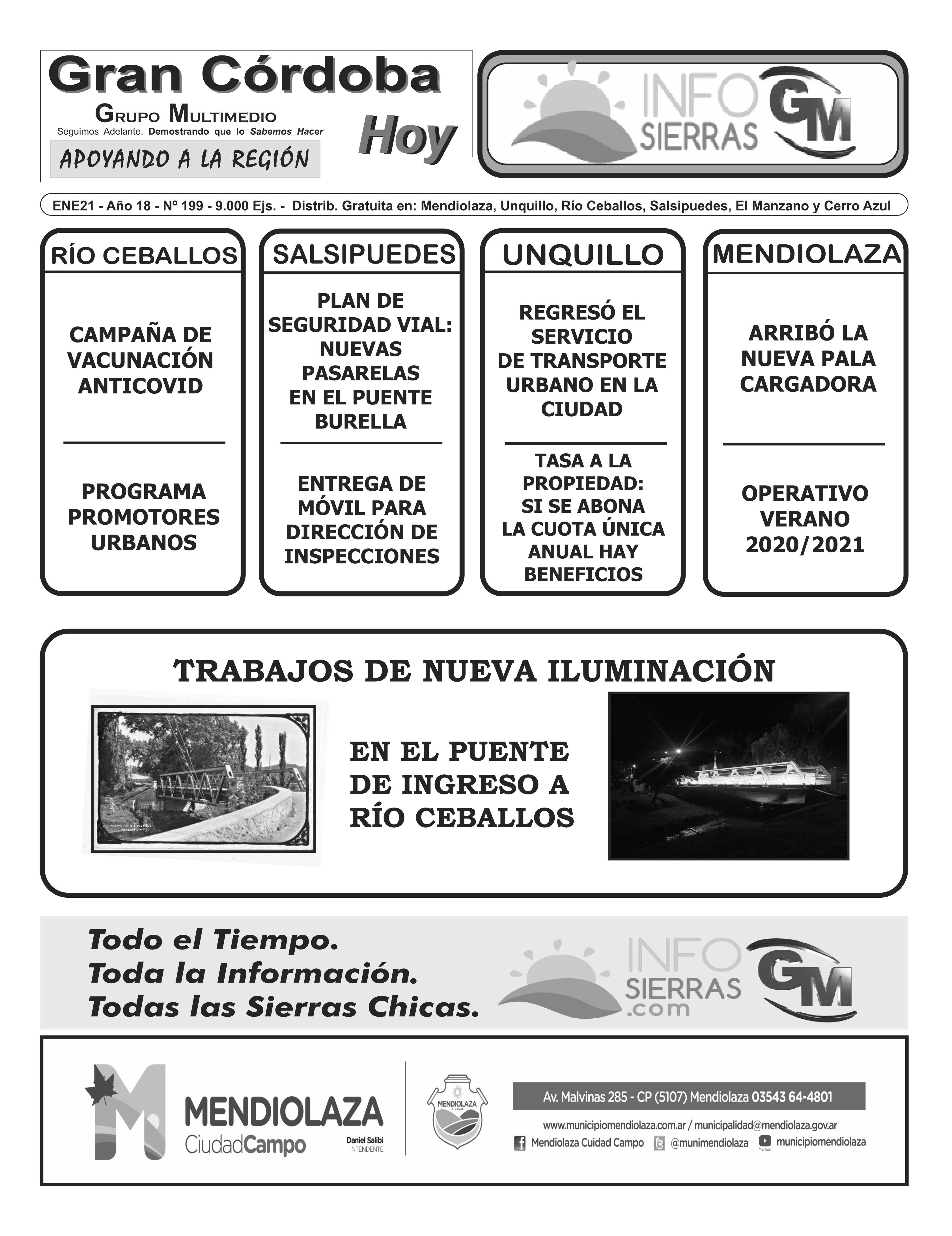 Edición 199 – Enero 2021